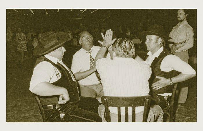 """005 – Der Zimmermannsklatsch war bei jedem Richtfest in den 60ern und 70ern ein """"Muss"""""""