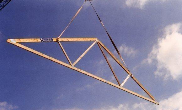 01 Satteldachbinder