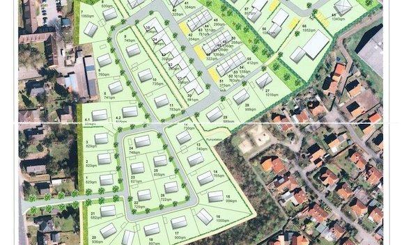 054 – 2013 – Das Betriebsgelände in Husum soll städtebaulich erschlossen und in ein Wohngebiet umgewandelt werden