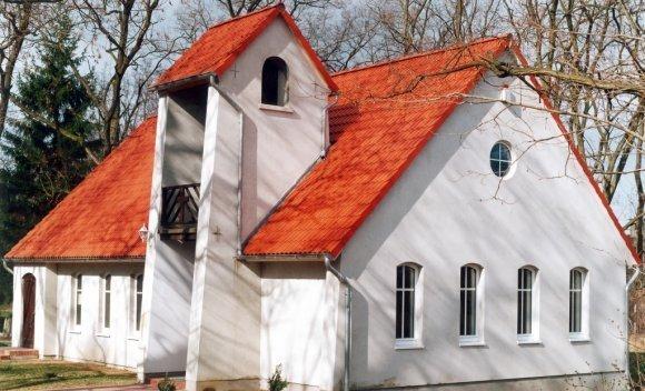 Kirche in Königsborn 1
