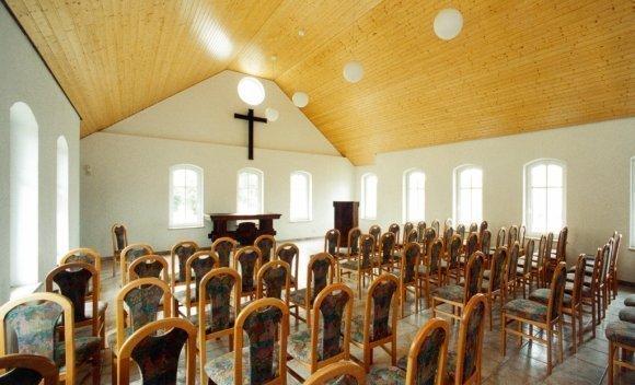 Kirche in Königsborn 2
