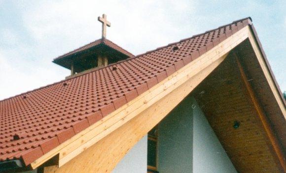 Kirchenschiff in Eisenhüttenstadt