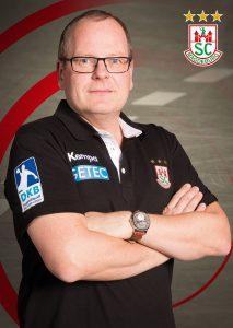"""SCM-Geschäftsführer Marc-Henrik Schmedt ist stolz auf seine Mannschaft: """"Wir sind ein Leuchtturm in den neuen Bundesländern."""""""