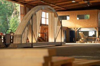 SCHNOOR Elemente für den Holzhausbau
